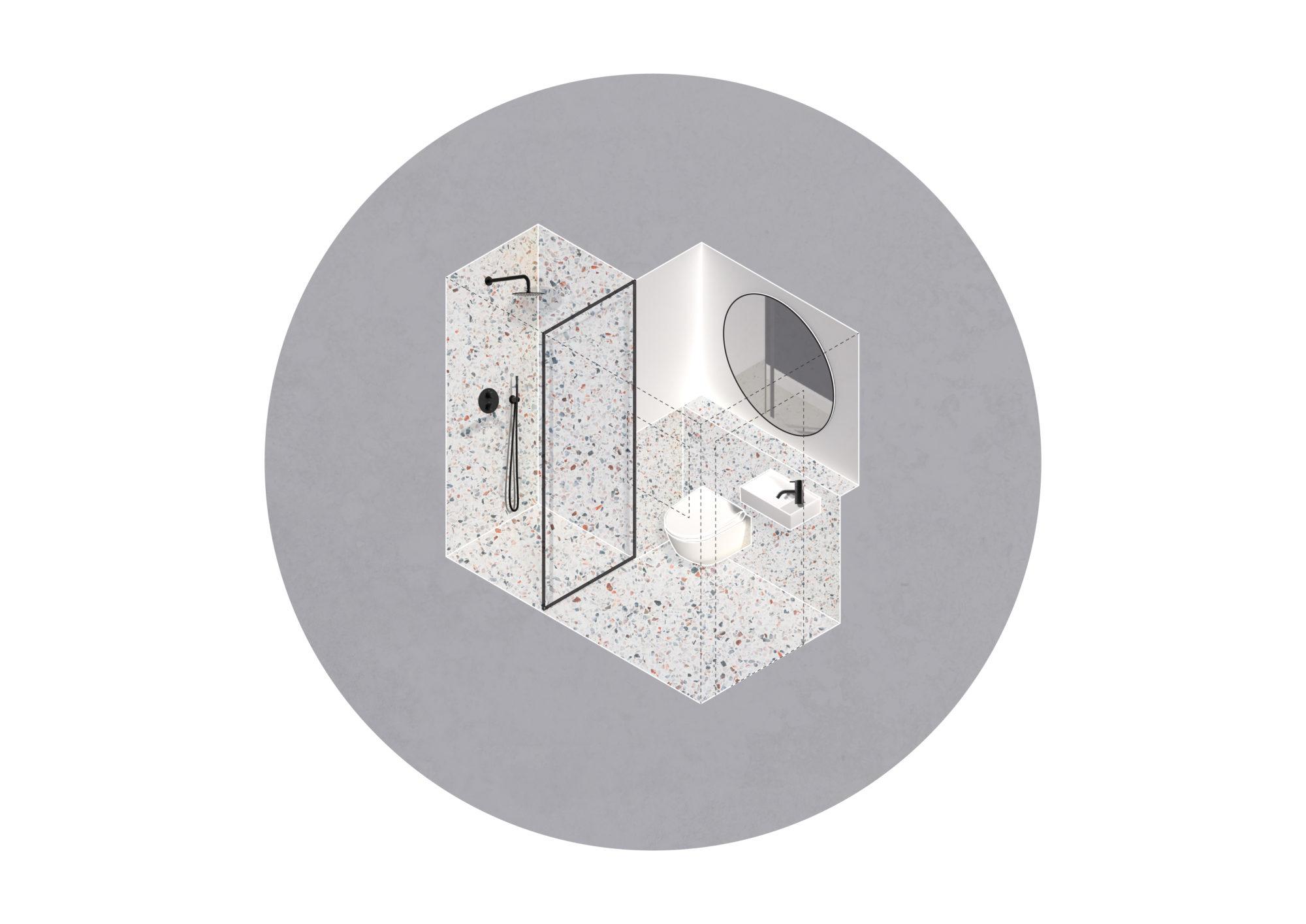 House OH – Axo1 – VAG ARKITEKTUR AS