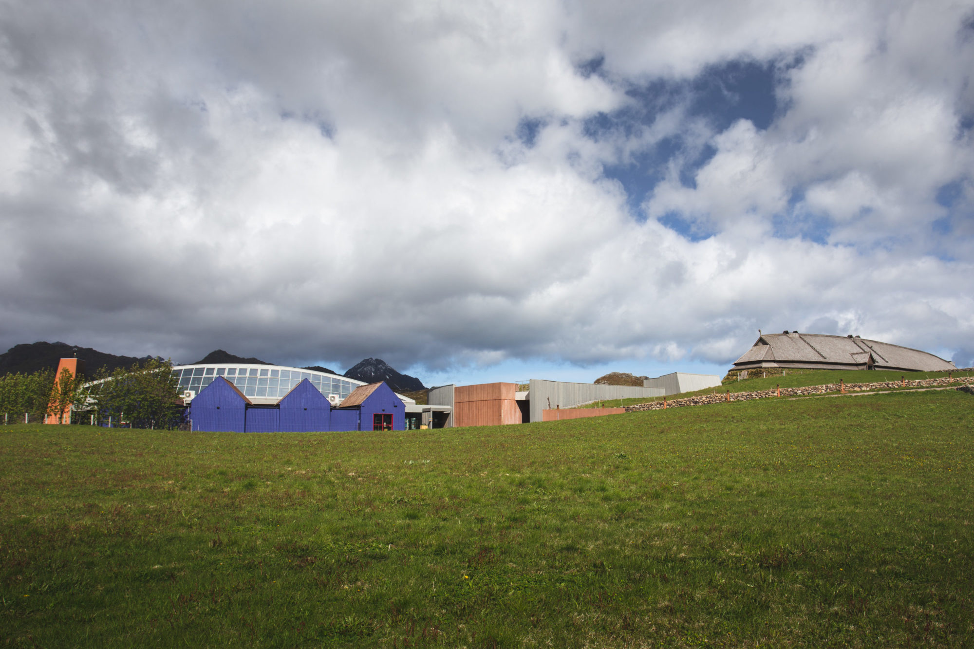 LOFOTR Vikingmuseum – VÅG ARKITEKTUR AS-12