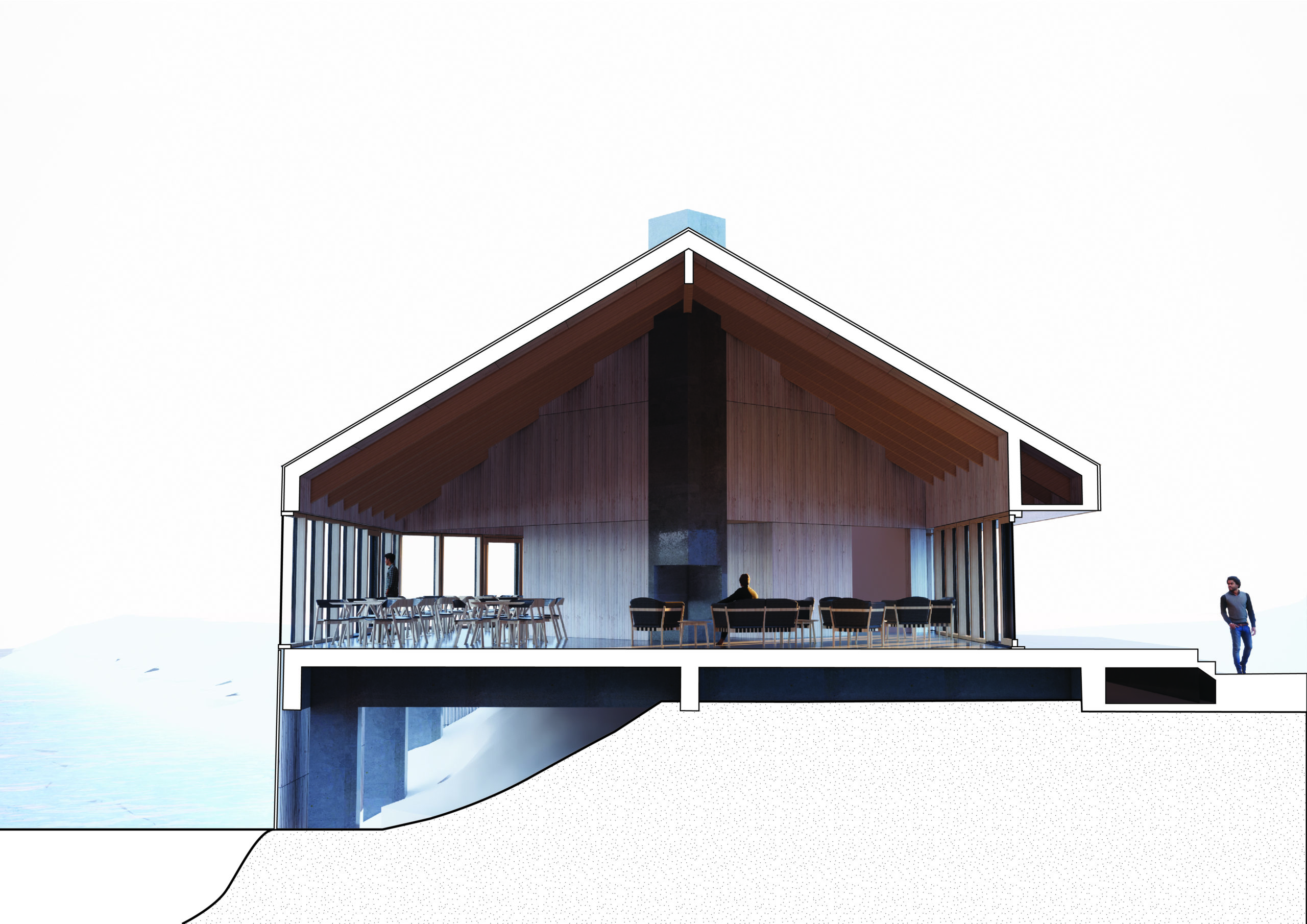 Hattvika Lodge - ©VAG-LOFOTEN-AS
